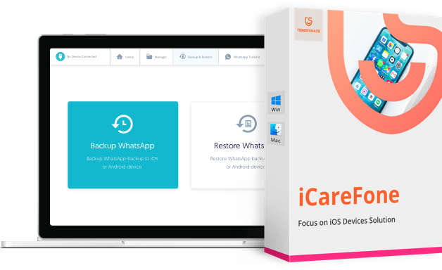 Tenorshare iCareFone Crack 7.8.5.2 for Latest Free Download {2022}